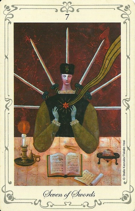 seven-of-swords-stellas-tarot-by-stella-kaoruko-takako-hoei